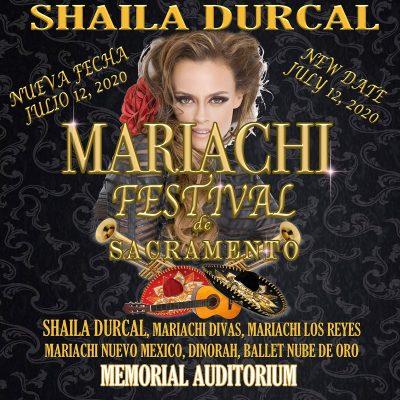 Mariachi Festival de Sacramento (Postponed)