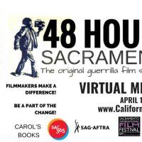 48 Hours Sacramento Virtual Information Meeting (Online)