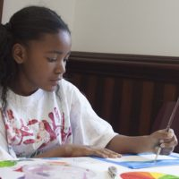 Art Education Classes for Kids (3rd and 4th Grades) (Online)
