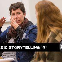 Comedic Storytelling 101