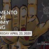 Sacramento Creative Economy Meeting (Online)