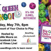 Virtual Drag Queen Bingo (Online)
