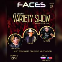 Faces Variety Show (Live Stream)