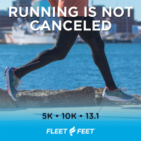 Running is Not Canceled (Virtual Race)