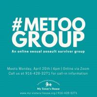 #MeToo Group: An Online Survivor Group