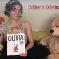 Children's Ballerina Book Club (Online)