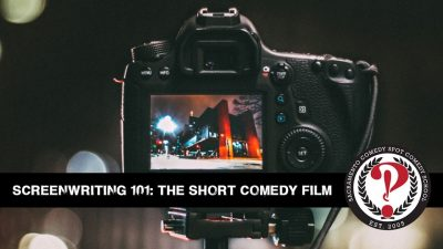 Screenwriting 101: The Short Comedy Film Class (Online)