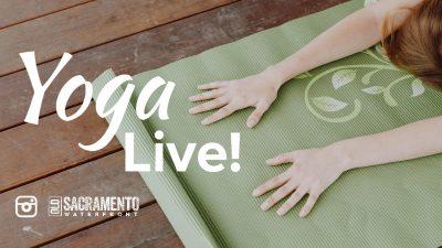 Yoga Live (Livestream)