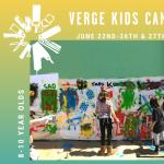 Verge Kids Camp (Age 8-10)