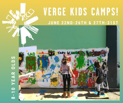 Verge Kids Camp (Age 8-10)