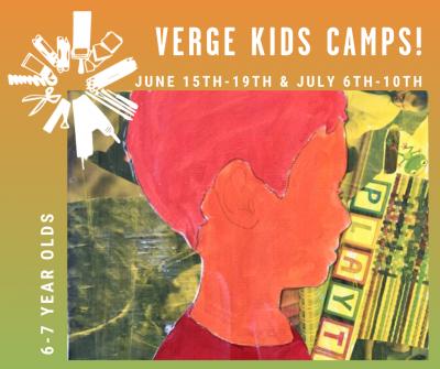Verge Kids Camp (Age 6-7)
