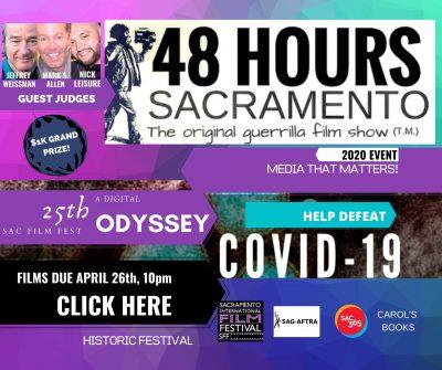 48 Hours 2020: A Digital Odyssey (Online)