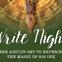 Ink at Home: Virtual Community Write Night