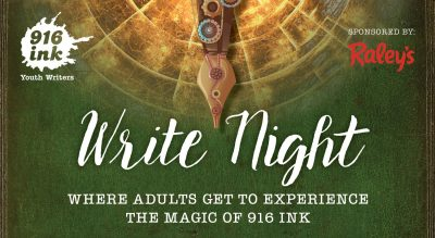 Ink at Home: Virtual Community Write Night (Online...