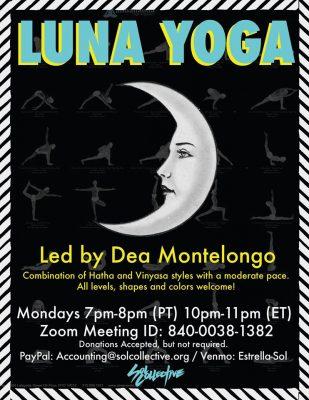 Luna Yoga Zoom Edition (Online)
