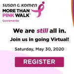 Susan G. Komen More Than Pink Walk