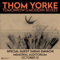 Thom Yorke (Postponed)