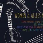 Women and Allies Music Night