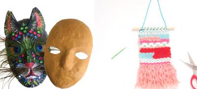 Craft Lab Summer Art Program