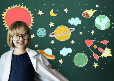 Girl Scouts Space Science (Virtual)