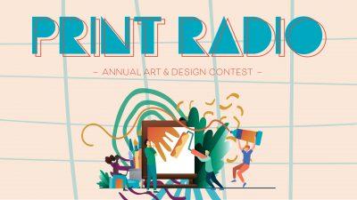 Call for Artists: Print Radio 2020