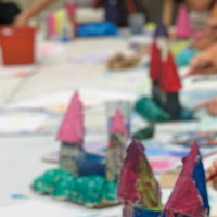 Enchanted Summer Art Program