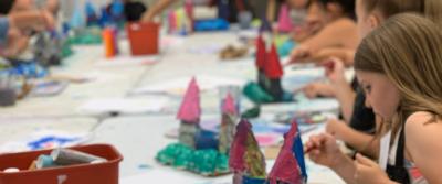 Enchanted Summer Art Program