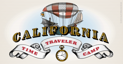 California Time Traveler Camp