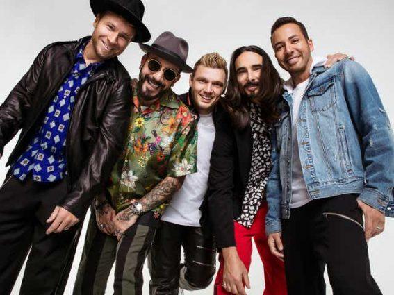 Backstreet Boys: DNA World Tour