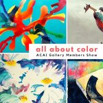 ACAI Gallery and Studios presents All About Color