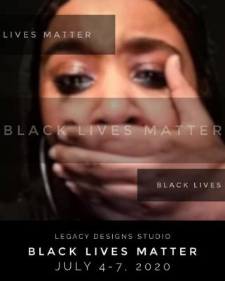 Black Lives Matter: A Virtual 3D Art Exhibition