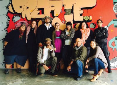 California Arts Council Administrators of Color Fe...