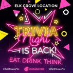Chicago Fire Trivia Night (Elk Grove)