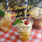 Ice Creams for COVID-19 Relief