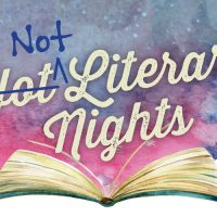 Not Literary Nights Fundraiser