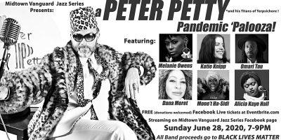 A Peter Petty Pandemic 'Palooza