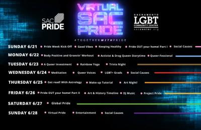 Virtual Sac Pride