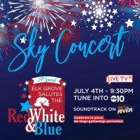 Salute to the Red, White and Blue Sky Concert
