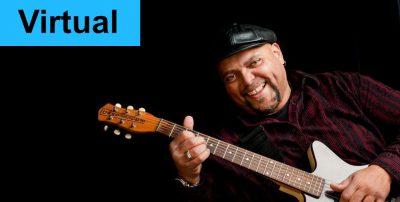 Six Feet Apart Concert Series: Kevin Burt