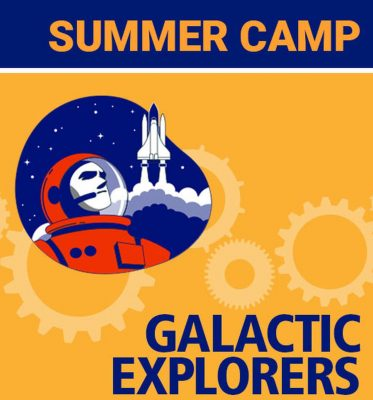 Galactic Explorers Summer Day Camps