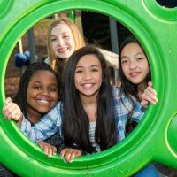 World Thinking Day with Girl Scouts