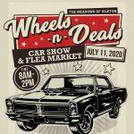Wheels and Deals! Car Show and Flea Market (Cancel...