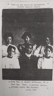 Black History in Sacramento Part 2: The West End C...
