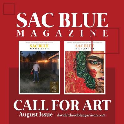 Call for Artists: Sac Blue Magazine