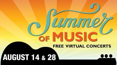 Summer of Music Virtual Concerts