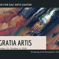 Ars Gratia Artis Fundraiser and Art Exhibit