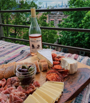 Second Saturday Wine Tasting and Charcuterie at Gr...
