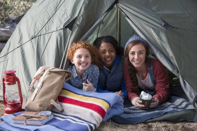 Camp Magic Fest with Girl Scouts
