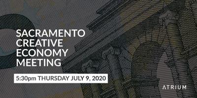 Sacramento Creative Economy Meeting