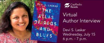 CapRadio Reads: Virtual Author Interview with Devi...